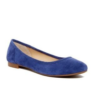 Vince Camuto Cailee Suede Ballet Flat